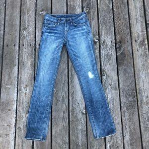 Buffalo David Bitton Gitane Jeans straight size 27